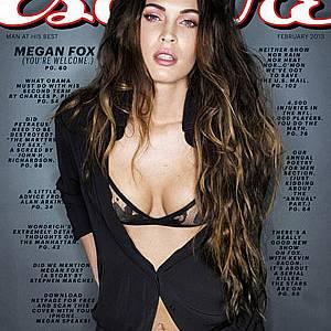 Меган Фокс - американски прелести за Esquire US