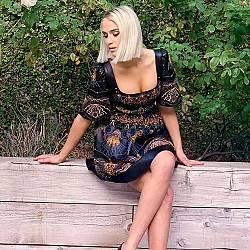 """Мария Бакалова е номинирана за """"Златен глобус"""""""