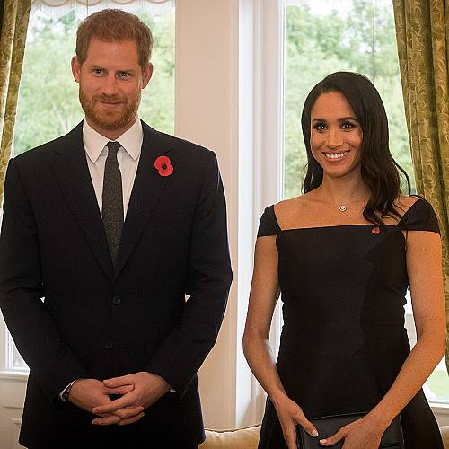 """Принц Хари и Меган Маркъл ще си сътрудничат с компания """"Проктър и Гембъл"""""""