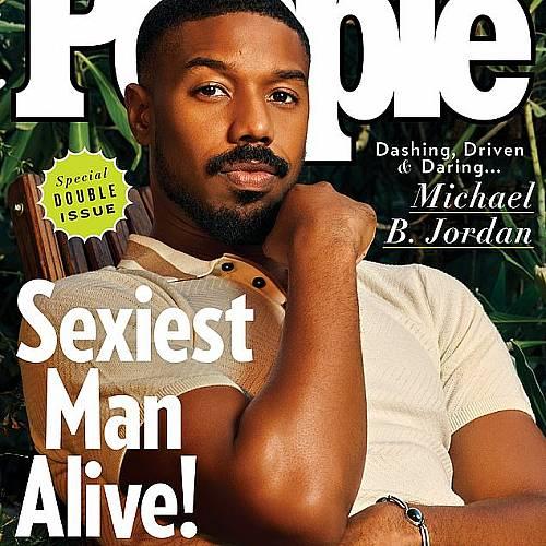 Майкъл Б. Джордан е най-сексапилният мъж според списание People