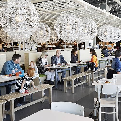 Храната в IKEA - 50% на растителна основа