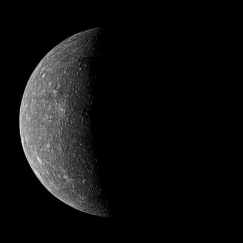 """Сондата """"Бепи Коломбо"""" се доближава  до Меркурий"""
