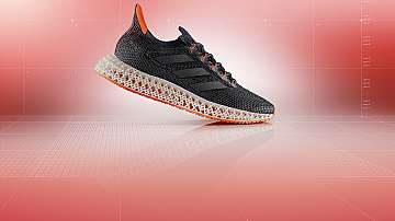 Adidas 4DFWD - следващото поколение 3D принтирани обувки за бягане