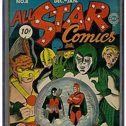 All-Star Comics (колекционерско издание) - 963 223 долара