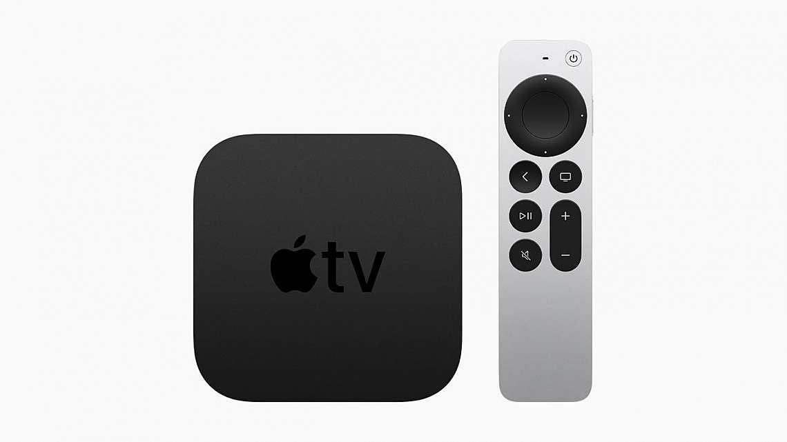 Новото поколение Apple TV 4K