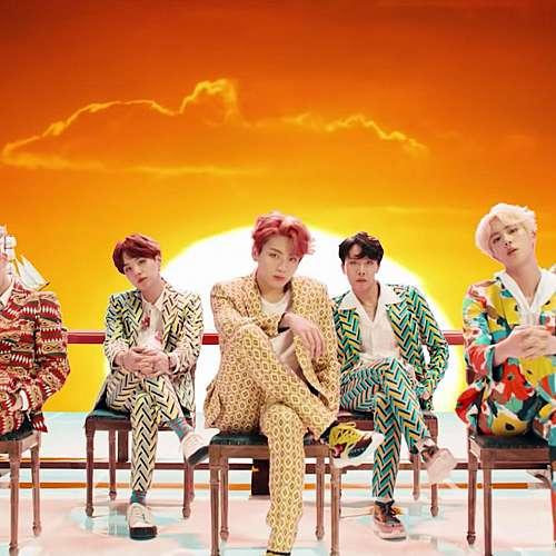 BTS издават  втора англоезична песен през май