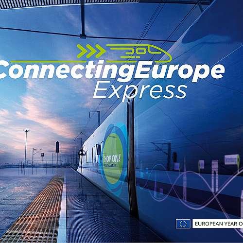 Влак ще свърже символично цяла Европа