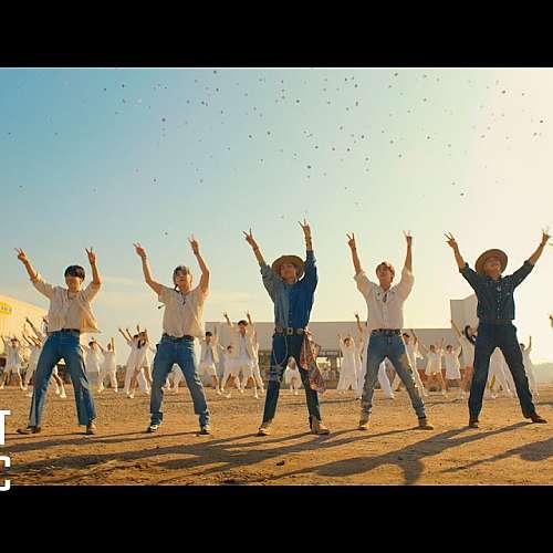 BTS ще изнесе първия си концерт на живо от началото на пандемията в Лос Анджелис