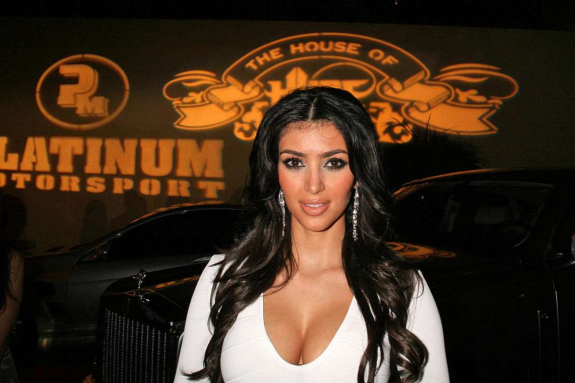 Ким Кардашиян