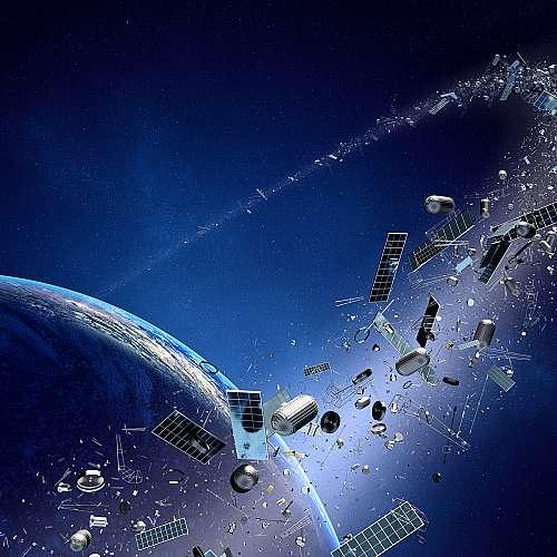 Космическите отпадъци стават сериозен проблем