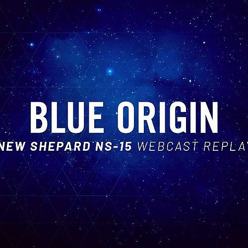 """Компанията """"Блу ориджин"""" извърши успешно изпитание на суборбиталния си кораб"""