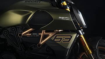 Ducati и Lamborghini създадоха уникален мотоциклет