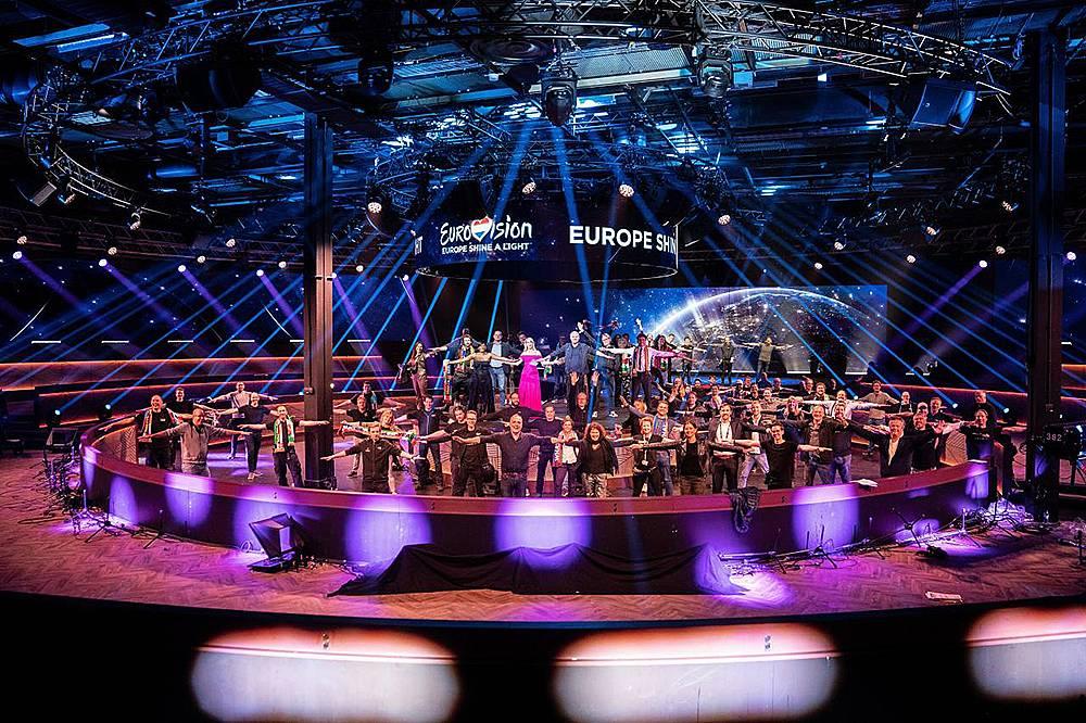 Евровизия екип