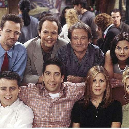 ТОП 5 известни личности в Приятели и какво се крие зад сцените с тях