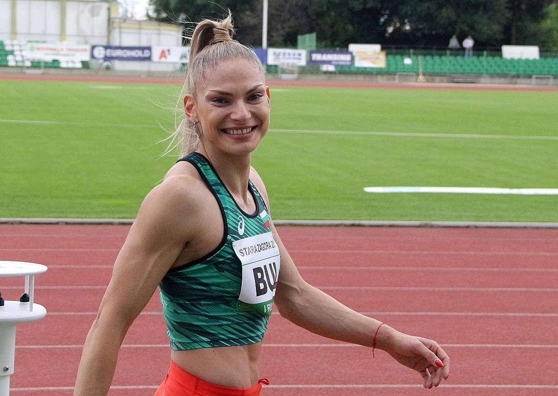 Габриела Петрова покри норматив за Олимпиадата в тройния скок