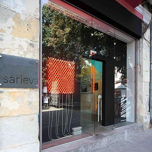Новата галерия Sarieva отвори врати с мащабния проект Future Unforgattable