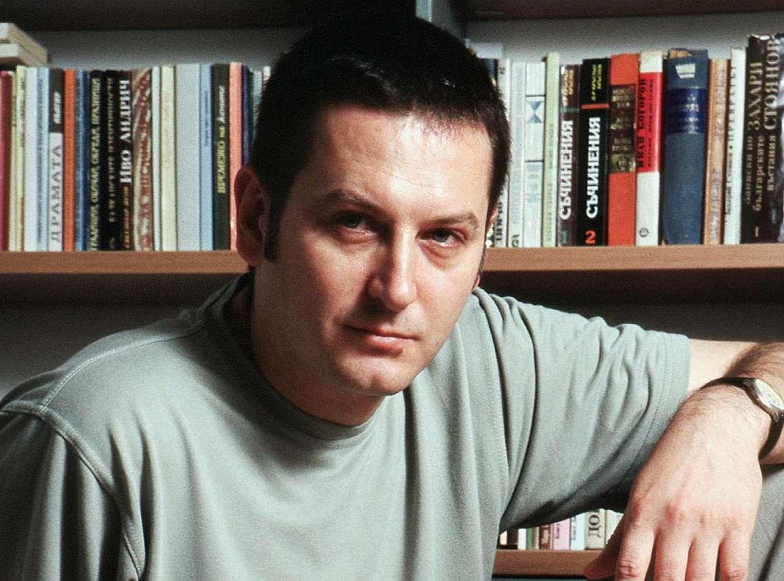 Георги Господинов е писател, поет и драматург. Един от най-превежданите български автори след 1989г.