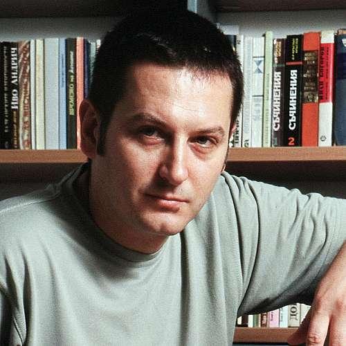 Георги Господинов с награда на фестивала Узедом
