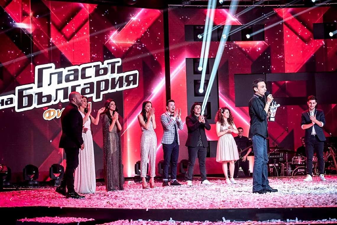 """""""Гласът на България"""""""