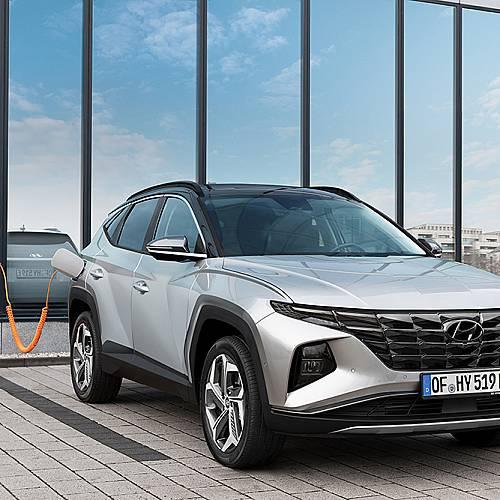 Hyundai разкрива подробности за изцяло новия Tucson Plug-in Hybrid