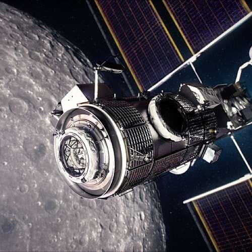 """Корпорацията """"Нортроп Груман"""" ще строи жилищна база на лунна орбита"""