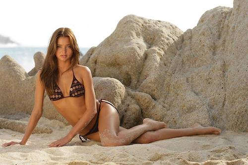 Miranda Kerr for Ayyildiz Swimwear