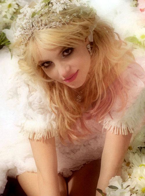 Britney Spears Pop magazine 2010