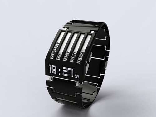 Часовник с модерен дизайн Horodron
