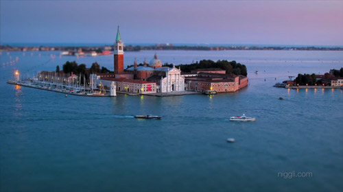 Venice in a Day time-lapse movie