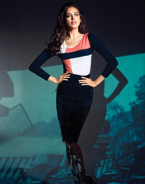 Irina Shayk La Clover 11