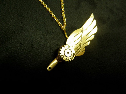 jewelery bullets