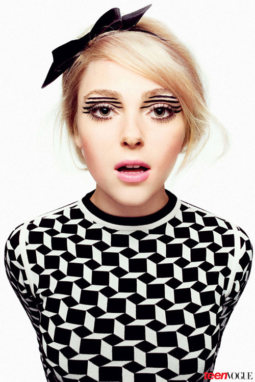 AnnaSophia Robb Teen Vogue 2013