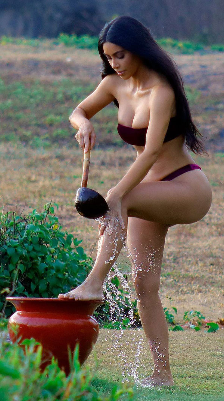 Kim Kardashian 2018 11 07