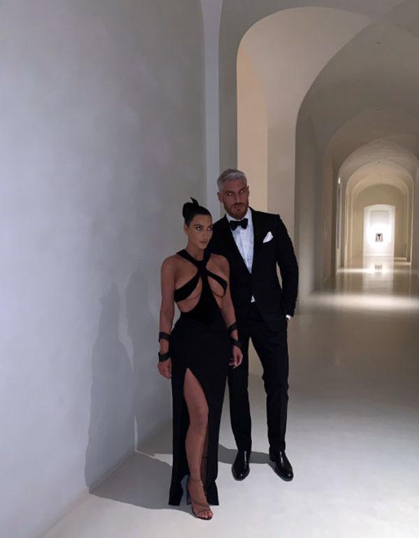 Kim Kardashian Hollywood Beauty Awards