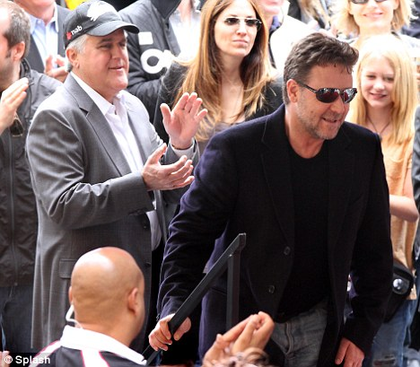 Russell Crowe star