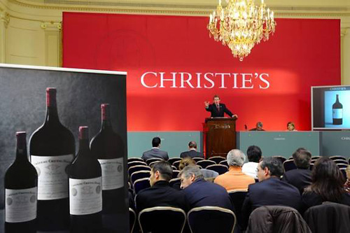 Christie s 2010 Chateau Cheval Blanc