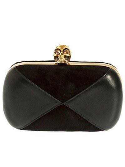колекция дамски чанти на Alexander McQueen за 2011