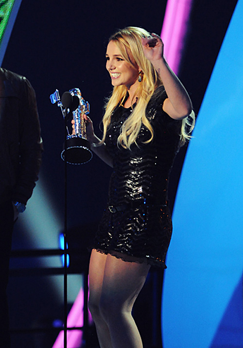 Britney Spears MTV VMA 2011