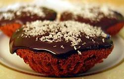 Шоколадови десертчета