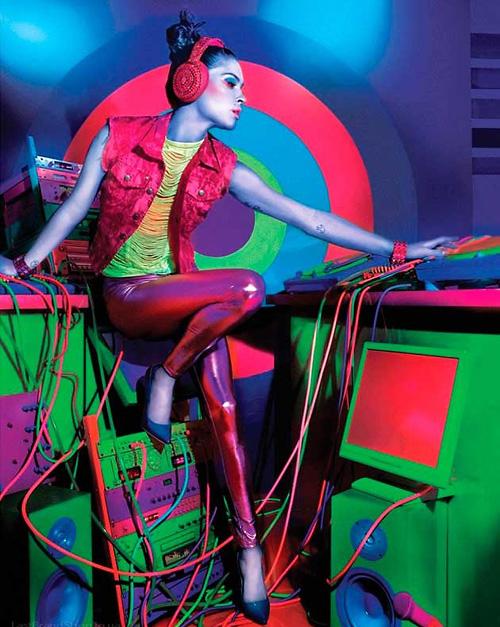 свежо календара на Maybelline New York 2012