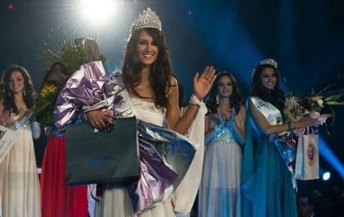 свежо Ина Манчева е Мис България 2012