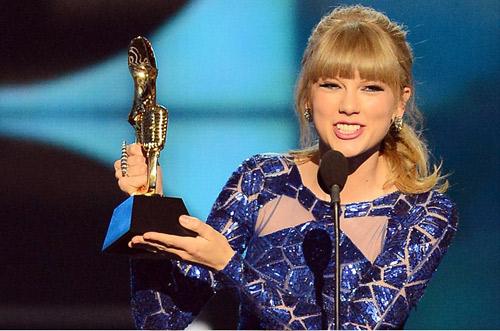 Taylor Swift Billboard Music Award 2013