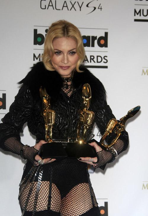 Madonna Billboard Music Award 2013