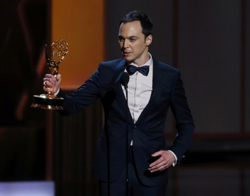 primetime emmy awards Jim Parsons 2013