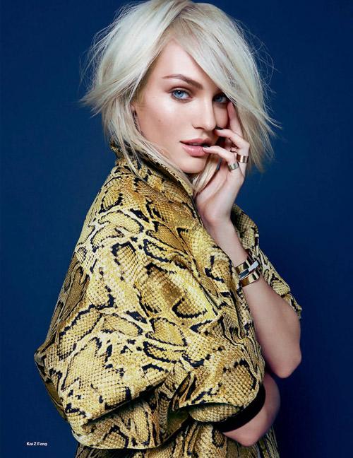 Candice Swanepoel Elle UK December 2013 05