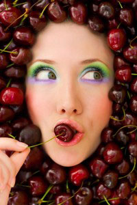 cherry facial masks 4444