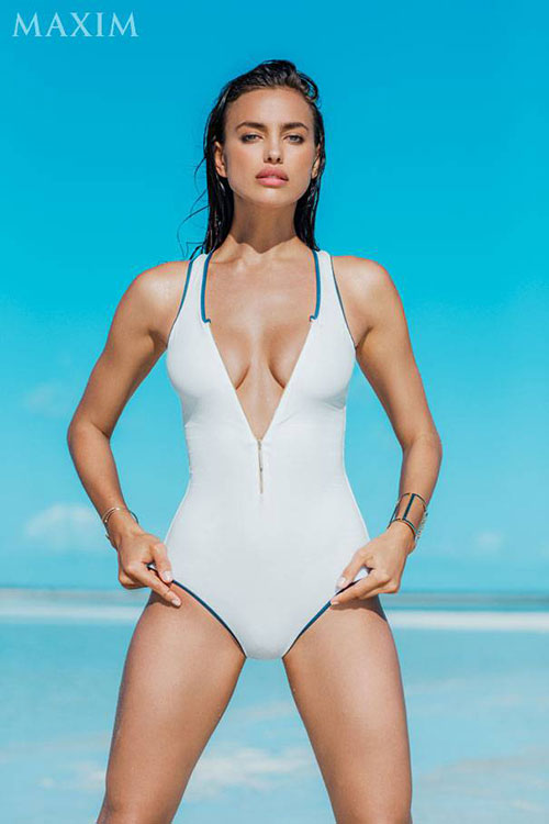 Irina Shayk Maxim july aug 2014 02
