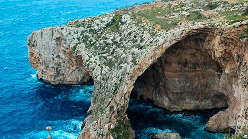 Blue Grotto Capri 203