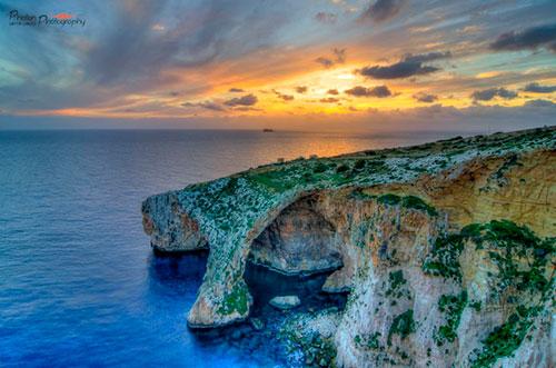 Blue Grotto Capri 204