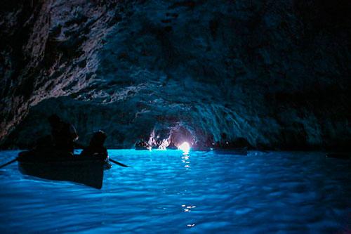 Blue Grotto Capri 205